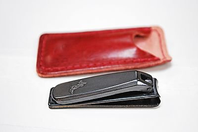 Concord Executive Clippers with Red Case