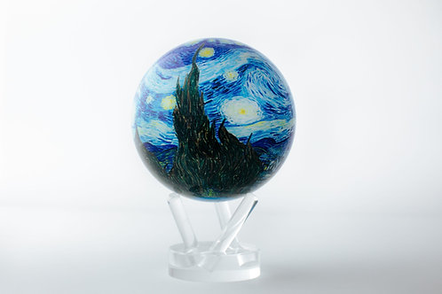 "MOVA 4.5"" Starry Night Rotating Globe"