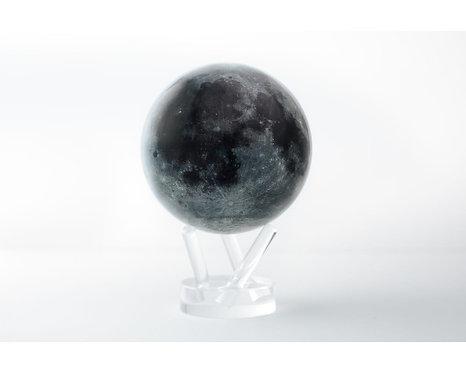 """MOVA 4.5"""" Moon Rotating Globe"""