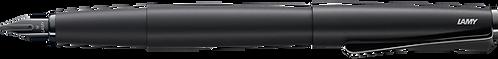 Lamy Studio Lx All-Black Special Edition Fountain Pen