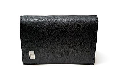 Dunhill Textured Business Card Case Wallet