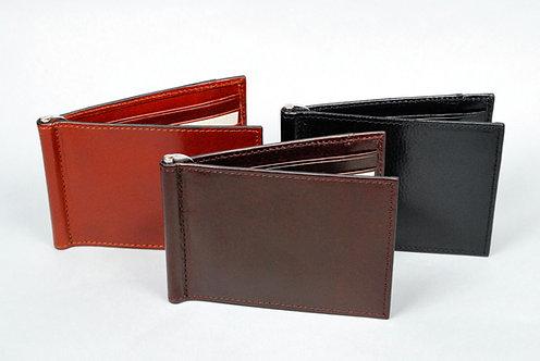 Capitol Money Clip Bifold Wallet