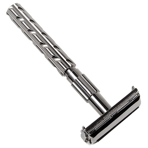 Parker Gunmetal Butterfly Safety Razor