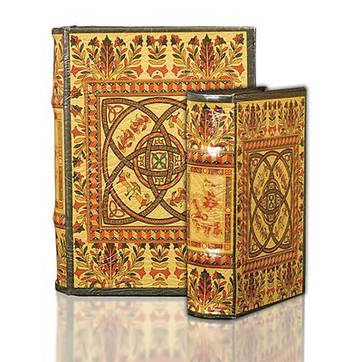 Medieval Celtic Book Box