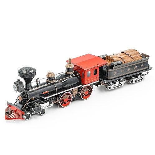 Metal Earth 4-4-0 W&A Locomotive