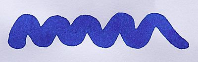 Diamine Royal Blue Ink