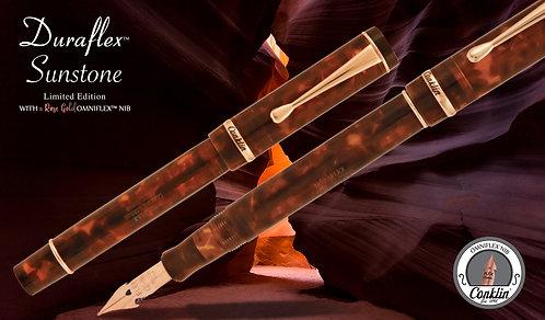 Conklin Duraflex Sunstone Limited Edition Fountain Pen