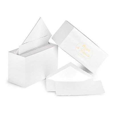 G. Lalo Mode de Paris Boxed Stationery - Xtra White