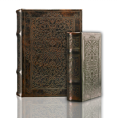 Art Nouveau Book Box (2 Sizes)