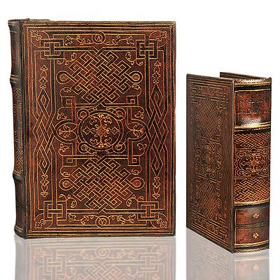 Eternal Knot Book Box (2 Sizes)