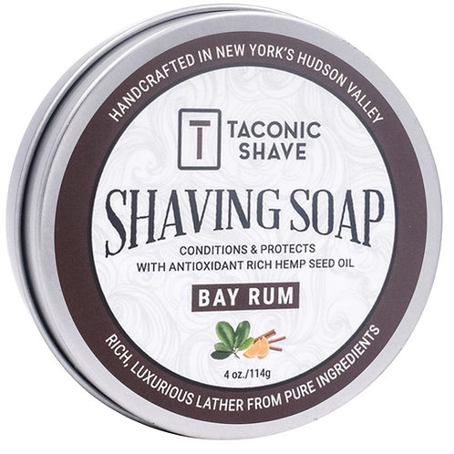 Taconic Shave Shaving Soap