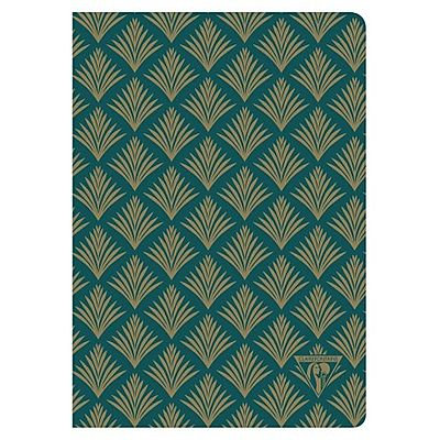 Clairefontaine Neo Deco Notebook - Emerald
