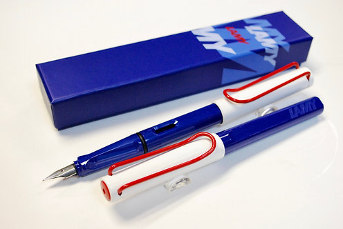 Lamy Safari USA Independence Special Edition Fountain Pen