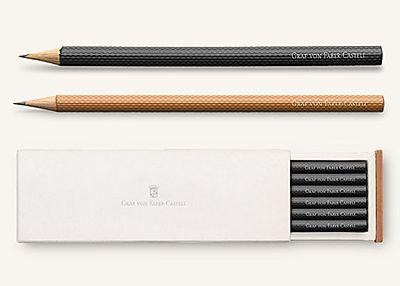 Graf von Faber-Castell 6 Pencils Guilloche