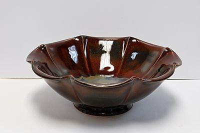 Rookwood Production Bowl with Coromandel Glaze, 1932