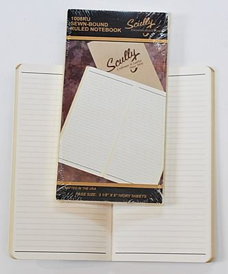 Scully 1008RU Pocket Ruled Journal Refill