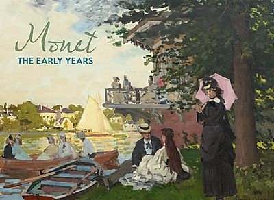 Monet: The Early Years Boxed Note Cards
