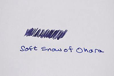Kyoto TAG Kyo-Iro ink - Soft Snow of Ohara