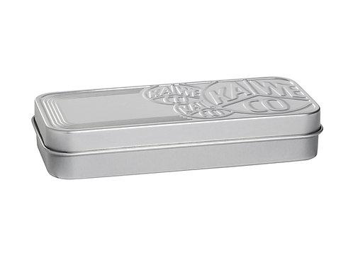 Kaweco Tin Box Silver Short