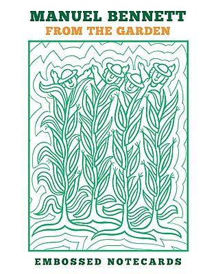 Manuel Bennett: Garden Note Cards