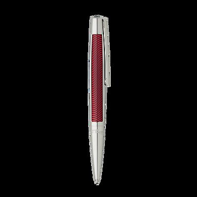 S.T. Dupont Défi Red Vibration Ballpoint Pen