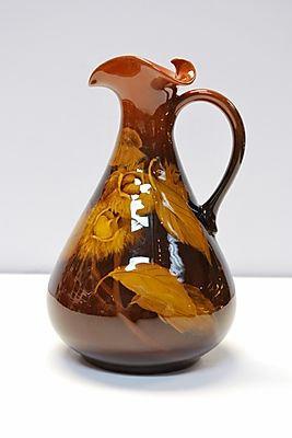 Rookwood Standard Glaze Ewer - Fechheimer, 1900