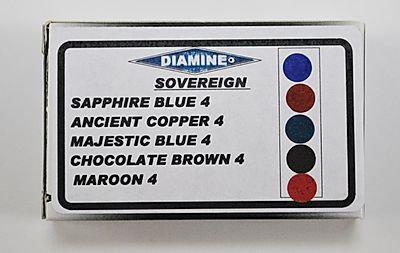 "Diamine ""Sovereign"" Ink Cartridge Set"