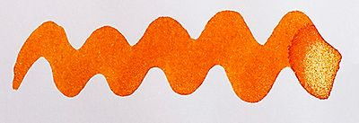 Diamine Inferno Orange - Shimmertastic Ink