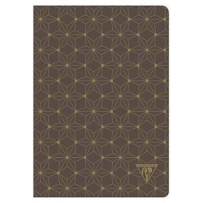 Clairefontaine Neo Deco Notebook - Mahogany