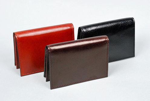 Capitol Card Wallet with I.D. & Back Pocket