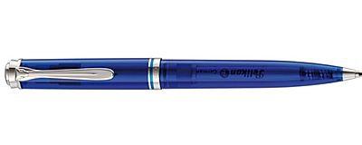 Pelikan K605 Translucent Marine Blue Ballpoint