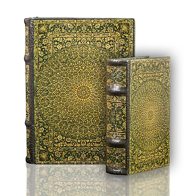 Rose Mandala Book Box (2 Sizes)