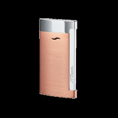 S.T. Dupont Slim 7 Brushed Copper Lighter