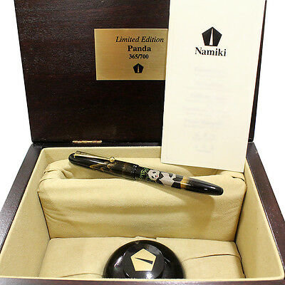 Pilot/Namiki Panda Limited Edition Yukari Fountain Pen