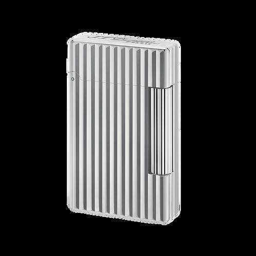 S.T. Dupont Initial White Bronze Finish Lighter