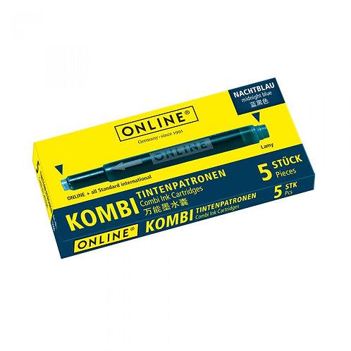Online Combi Ink Cartridges