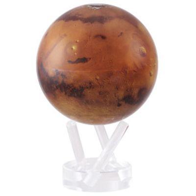 """MOVA 4.5"""" Mars Rotating Globe"""