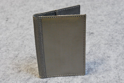 Stewart/Stand Stainless Steel Card Case - Square