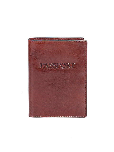 Scully Italian Leather RFID Passport Cover