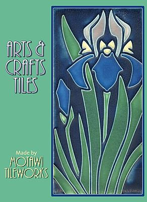 Arts & Crafts Tiles Boxed Note Cards