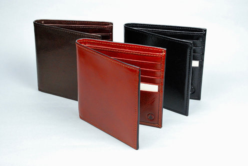 Capitol Hipster Wallet with Leather Lining