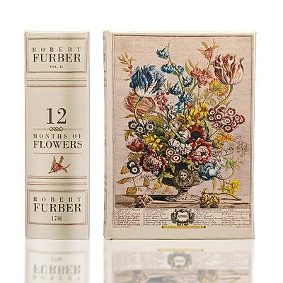 Twelve Months of Flowers: April Book Box