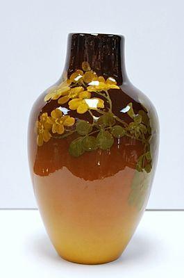 Rookwood Standard Glaze Vase -Demarest, 1901
