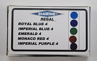 "Diamine ""Regal"" Ink Cartridge Set"