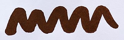 Diamine Chocolate Brown Ink