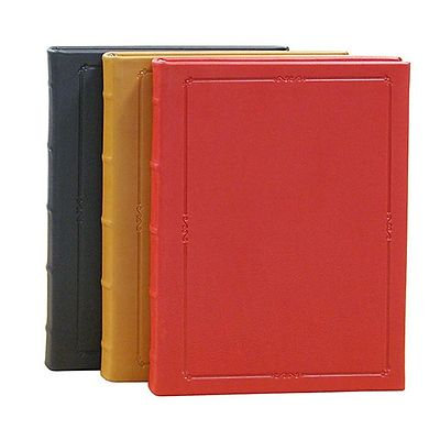 "Graphic Image 9"" Hardcover Leather Journal"