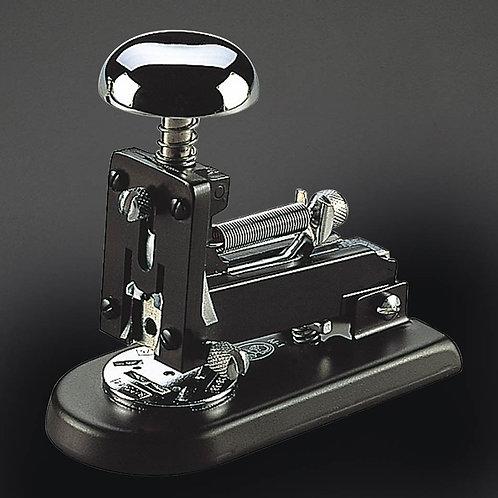 El Casco Black & Chrome M-1 Desk Stapler