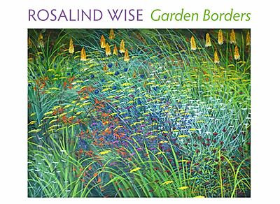 Rosalind Wise: Garden Borders Boxed Note Cards