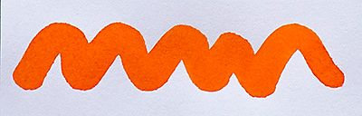 Diamine Orange Ink