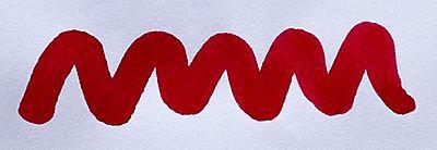 Diamine Classic Red Ink